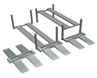 RT2002-LP22 Lift Ramps